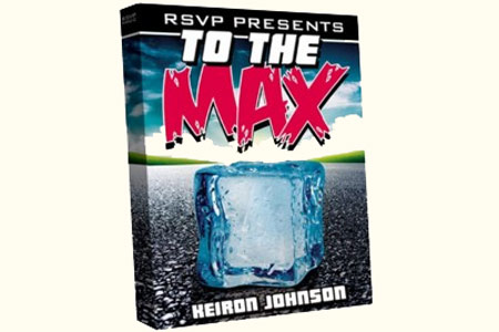 To the Max (DVD + Gimmick)