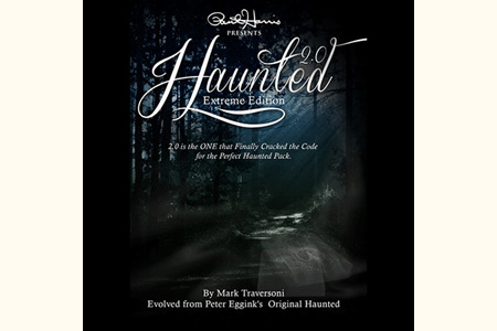 Haunted 2.0 (DVD + 2 Gimmicks)