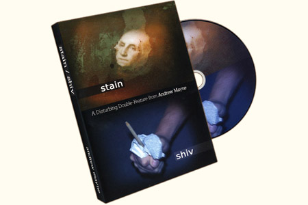 DVD Stain/Shiv
