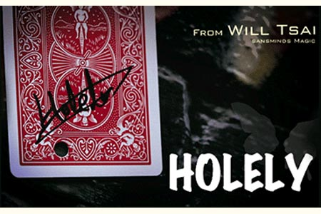 Holely Original (DVD + Gimmick)