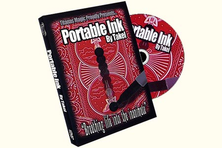 Portable Ink (DVD + Gimmick)
