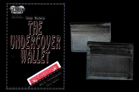 The Undercover Wallet (DVD + Gimmick)