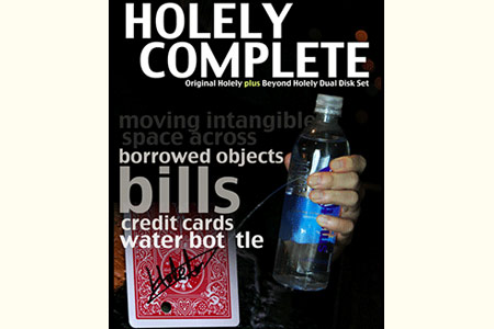Holely Complete (DVD + Gimmick)