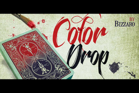 Color Drop (DVD + Gimmick)