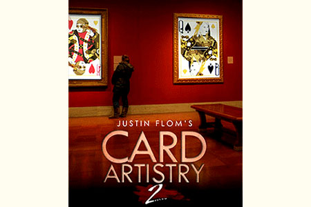 Card Artistry 2 (DVD + Gimmick)