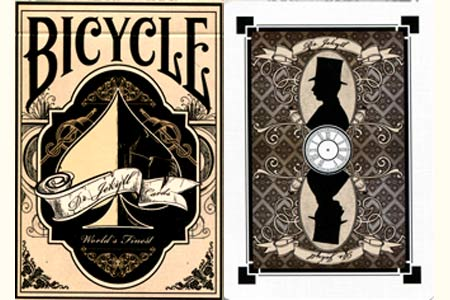 Dr. Jekyll Bicycle Deck