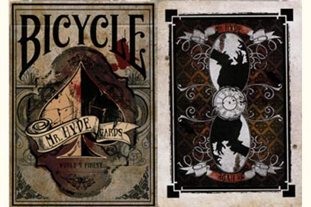 Jeu Bicycle Mr. Hyde