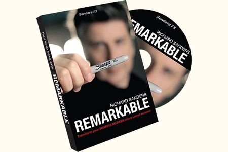 Remarkable (DVD + Gimmick)
