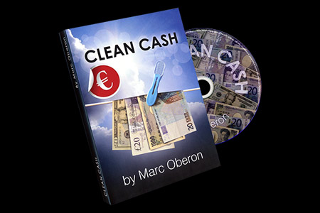 Clean Cash in euros (DVD + Gimmick)