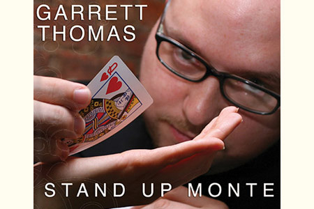 Stand up Monte (DVD + Gimmick)