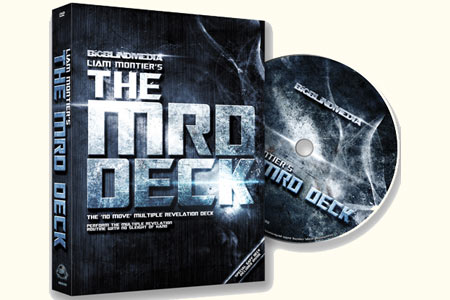 The MRD Deck (with DVD)