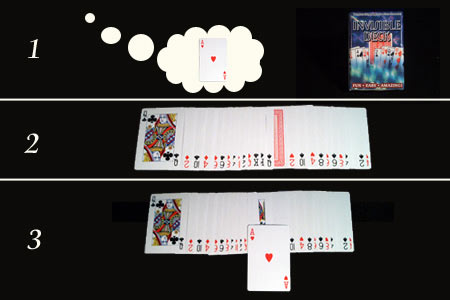 Invisible BICYCLE Giant deck (Thin cards)