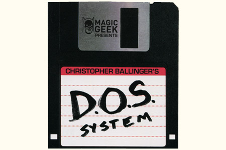DOS System (DVD + Gimmick)
