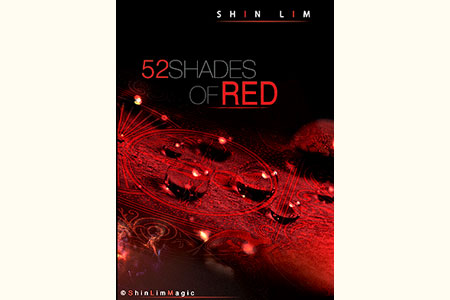 52 Shades of Red (DVD + Gimmick)