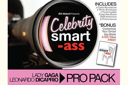 Celebrity Smart Ass (Lady Gaga)