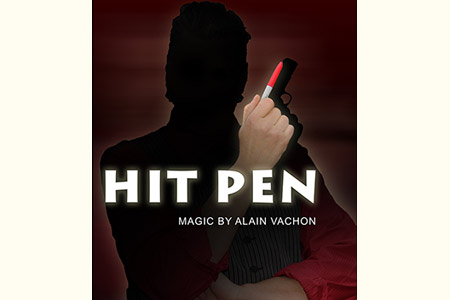 Hit Pen (DVD + Gimmick)
