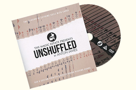 Unshuffled (DVD + Gimmick)