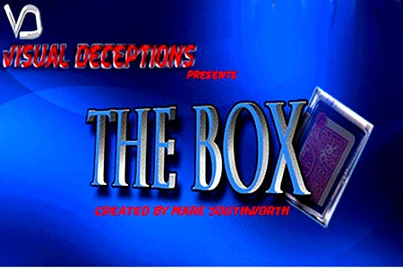 The Box (DVD + Gimmick)