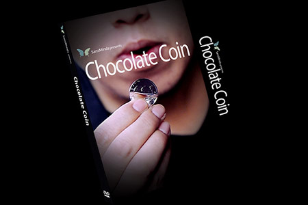 Chocolate Coin (DVD + Gimmick)