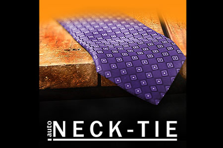 Auto Appearing Neck Tie