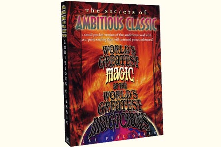 DVD The Secrets of Ambitious Classic