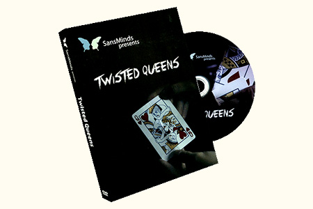 Twisted Queens (DVD + Gimmick)
