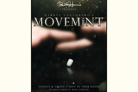 Movemint (DVD + Gimmick)