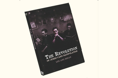 DVD The Revolution of Jumbo Card Manipulation