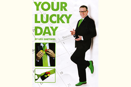 Your Lucky Day (DVD + Gimmick)