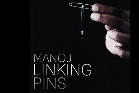 Manoj Linking Pins (DVD + Gimmick)