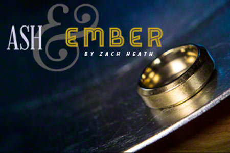 Anillo Ash and Ember Biselado Oro (20,68 mm)