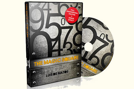DVD Pack EMC The Magic Square