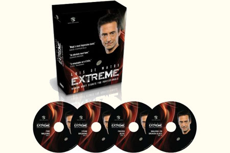 Extreme (4 DVDs pack)