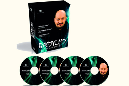DVD Pack EMC Woodyland