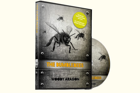 EMC : The Bumblebees (DVD + Gimmick)