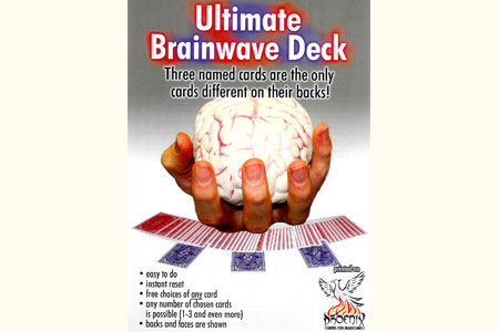 Baraja Phoenix Ultimate Brainwave Poker