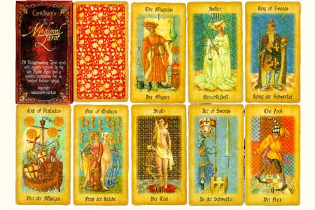 The Medieval Tarot (Marqued)