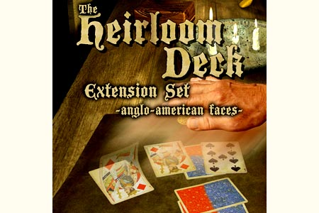 The Heirloom Extension Set  (American faces)