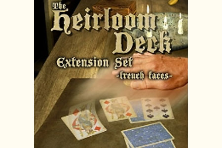 Extension du jeu Heirloom (Faces Françaises)