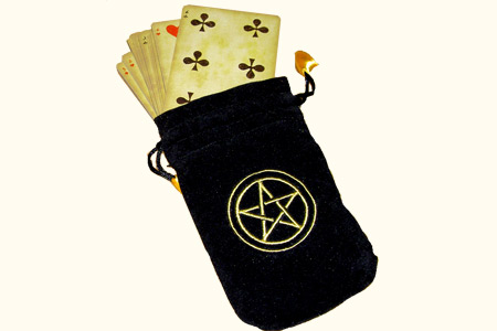 Heirloom bag pentacle