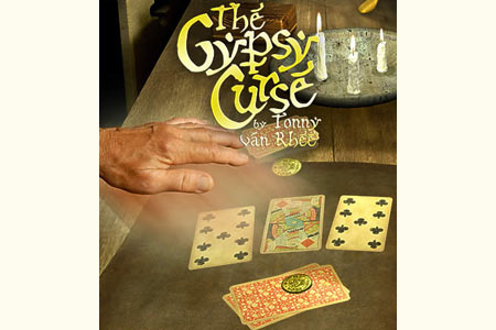 The Gypsy Curse (DVD + Gimmick)