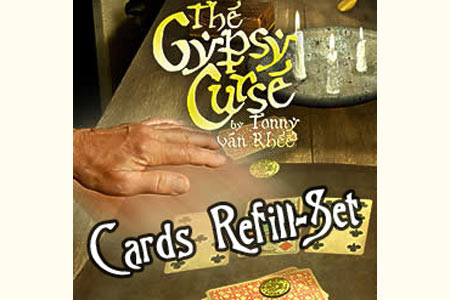 The gypsy Curse : Set de cartes seul