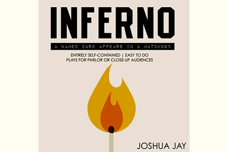 Inferno (DVD + Gimmick)