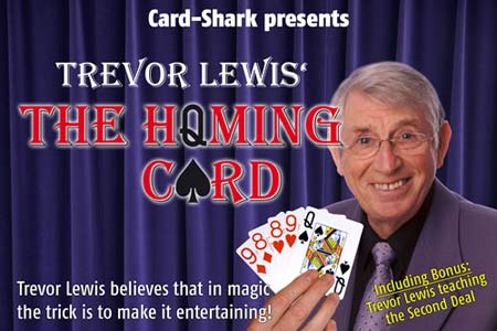 The Homing card (DVD + Gimmick)