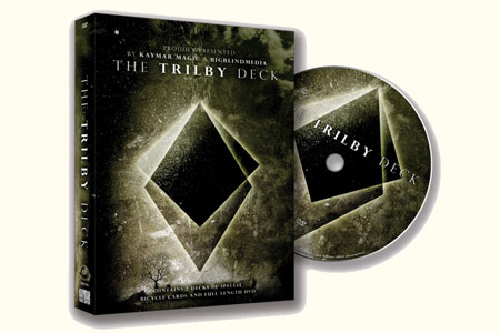 The trilby deck (DVD + Gimmick)