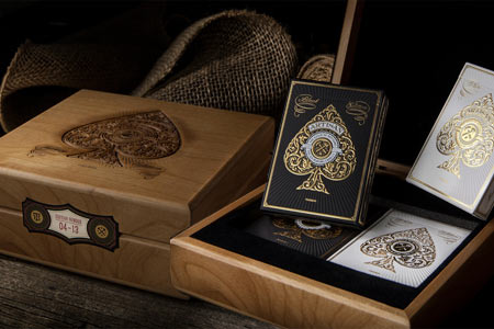 Luxury Edition - Laser Etched Wood Box Set