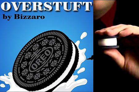 Galleta Oreo Overstuft