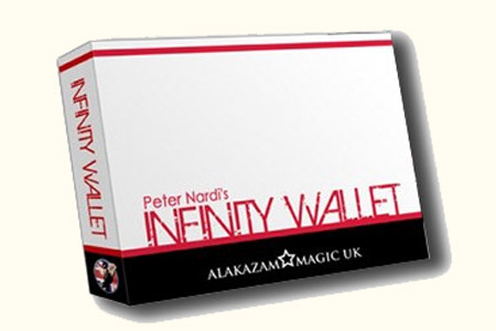 Infinity Wallet (DVD + Gimmick)