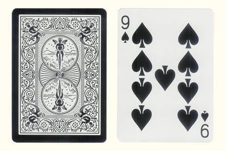 tour de magie carte pique