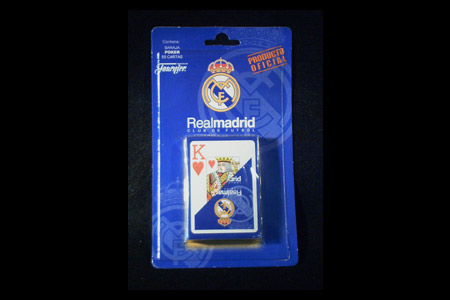Real Madrid Deck